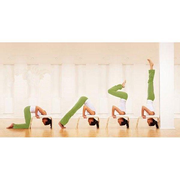 Banco para Yoga   Posturas Inversión, Posturas Torsión, Asanas   Canal Bienestar