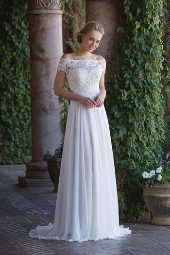 Romantic and Enchanting Wedding Dresses | Sincerity Bridal