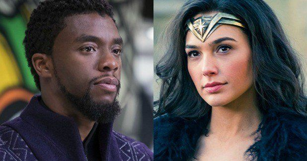 Black Panther Sprints Past Wonder Woman at the Box Office -- Black Panther has officially beaten Wonder Woman at the domestic box office to become the 20th highest grossing movie of all time. -- http://movieweb.com/black-panther-beats-wonder-woman-domestic-box-office/