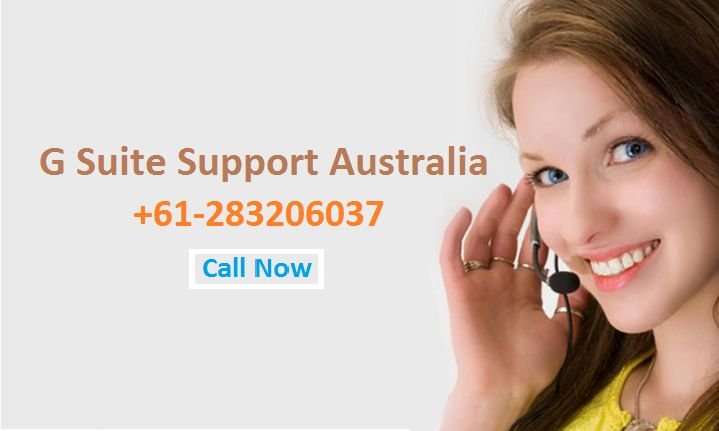G Suite Support Number for AU +61-283206037