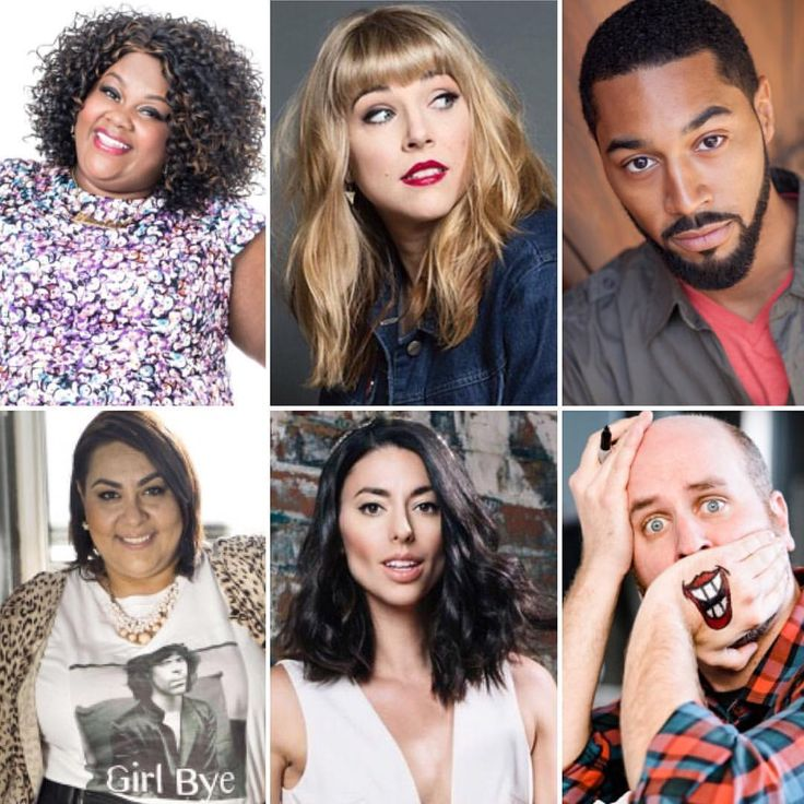 Saw these comedians at @picturethiscomedy 11.11.16 at The Virgil  COMEDY BY:  Nicole Byer (Loosely Exactly Nicole)  Tone Bell (Comedy Knockout)  Eliza Skinner (Late Late Show) (missed her) Jade Catta-Preta (Ladylike)  Ron Babcock (Comedy Central)  & Lydia Popovich!   ANIMATION BY:  Mike Hollingsworth (Bojack Horseman) Natasha Kline Kati Prescott Matt Kiel Moises Jimenez Tayen Kim  & Colin Heck!  HOSTED BY:  Brandie Posey (Lady to Lady)