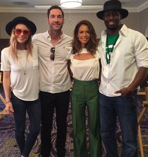 17 Best Images About Lucifer Fox Tv Show On Pinterest: 301 Best Lauren German Images On Pinterest