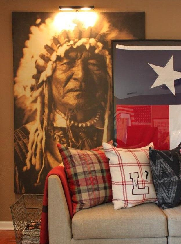 Chief Sitting Bear Love It Americana With A True Native