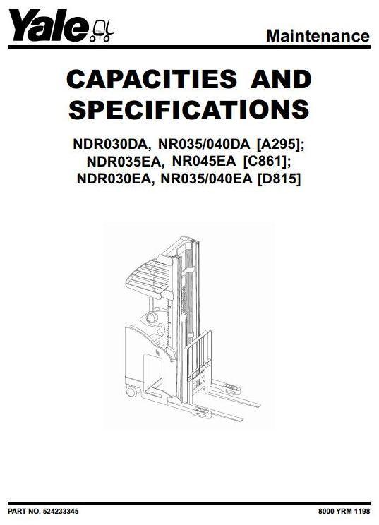 73 best yale instructions manual images on pinterest atelier yale truck ndr030da nr035040da ndr035ea nr045ea ndr030ea nr035040ea service manual circuit diagramhigh asfbconference2016 Gallery