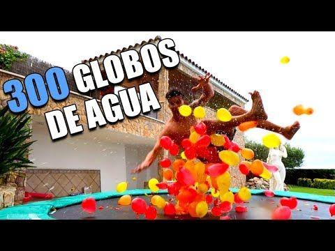 CAMA ELÁSTICA vs 300 GLOBOS de AGUA en una MANSIÓN!! (Saltos a la PISCINA) [Logan G] - VER VÍDEO -> http://quehubocolombia.com/cama-elastica-vs-300-globos-de-agua-en-una-mansion-saltos-a-la-piscina-logan-g    Hoy elegimos entre 7 deseos de hacer en una CAMA ELÁSTICA!! cama elastica gigante vs GLOBOS DE AGUA!! TRAILER 7 DESEOS:  -Quieres venir al cine conmigo? SORTEO (Es en Barcelona el día 20) Comenta con 3 amigos que te gustaría ir en mi ultima foto!! VÍDEOS DE LA S