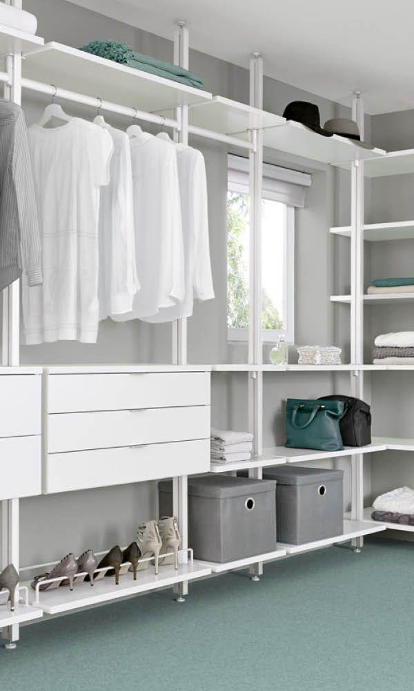 Schranksysteme Individuell Konfigurieren Regalraum Begehbarer Kleiderschrank Selber Bauen Kleiderschrank Selber Bauen Schrank Bauen