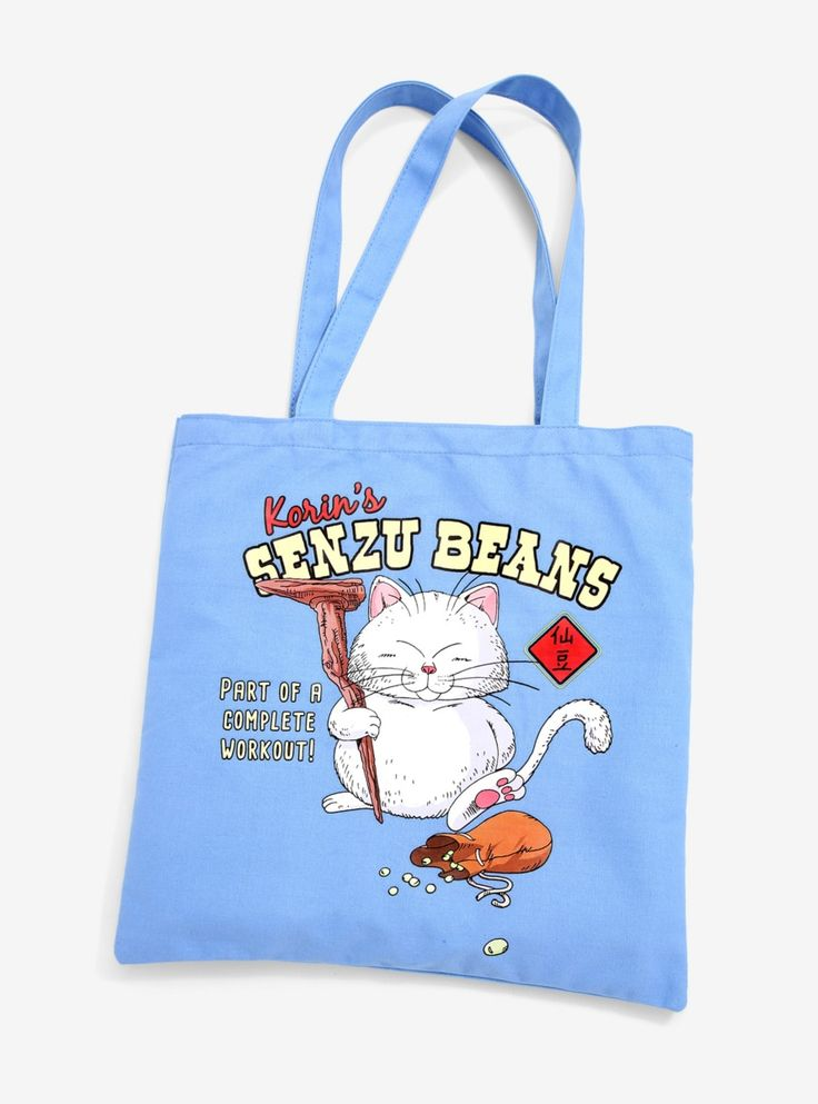 Dragon Ball Z Senzu Beans Tote – BoxLunch Exclusive