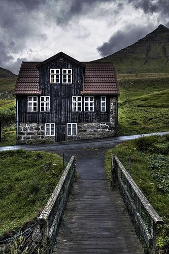 Gjógv - Faroe Islands