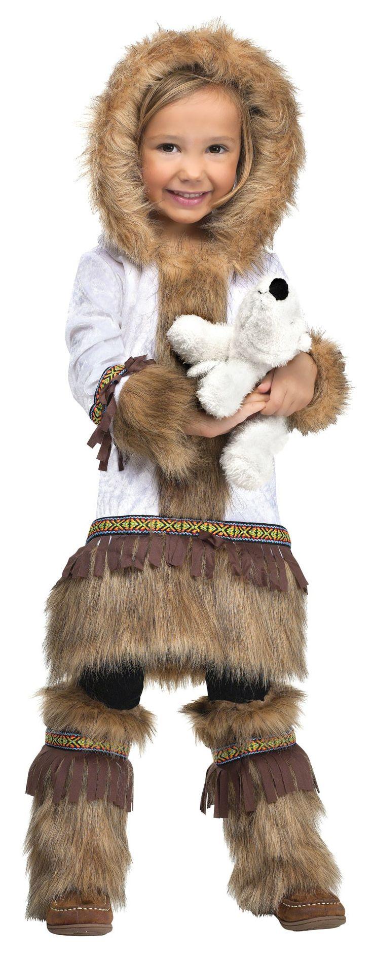 Bildergebnis für kostüm eskimo