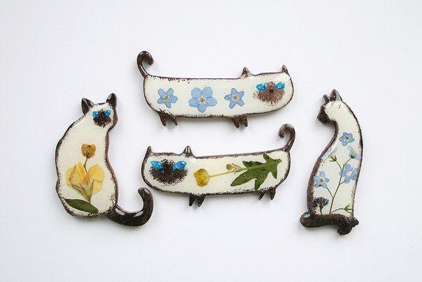Штучки - украшения с цветами и не только!   VK