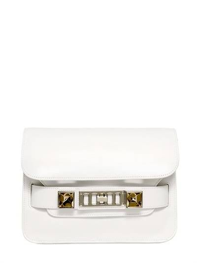 PROENZA SCHOULER - PS 11 CLASSIC SMOOTH LEATHER BAG - PROENZA SCHOULER