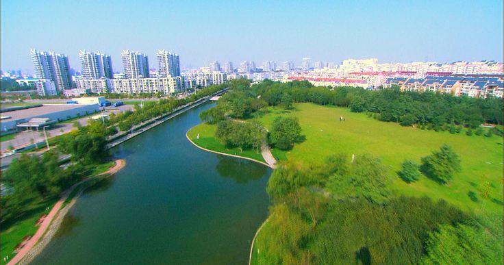 Tianjin Binhai New Area 天津滨海新区