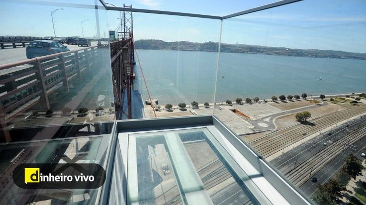 Miradouro da Ponte 25 de Abril é inaugurado esta quarta-feira