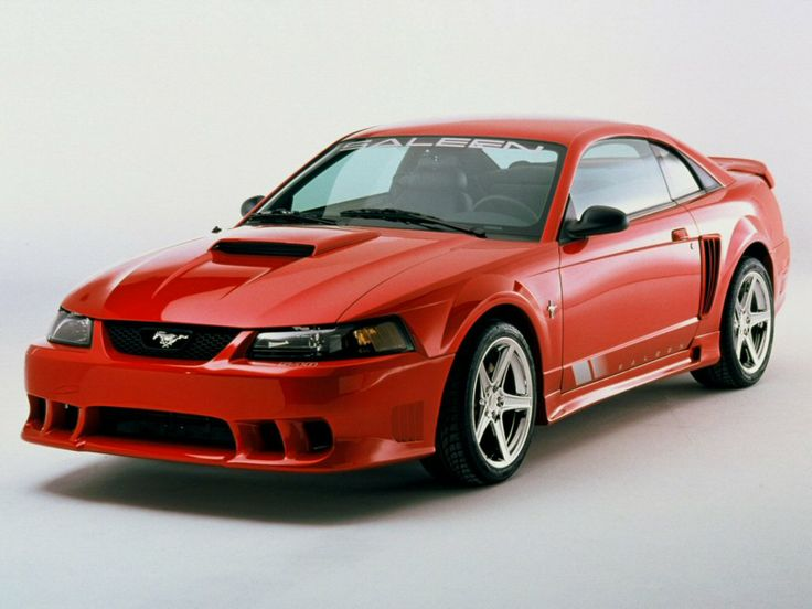 Cool Car Pictures Of The Fast Remodel Of The Ford Mustang, The Saleen  Mustang