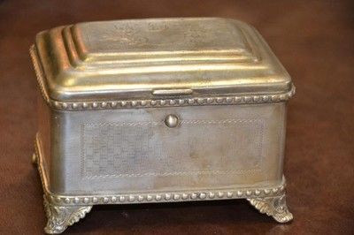 sugar-bowl silver plated Chaim Juwiler Warsaw c1890