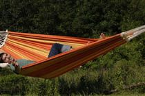 aradiso Orange hammock Only £