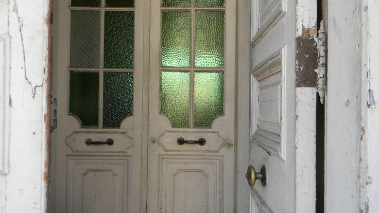 Doorway, Valparaiso Chile