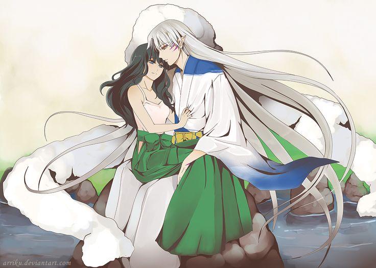 Fanfiction.net kagome romance sesshoumaru