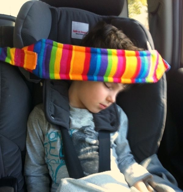 Velcro version with wider strap - Cozy Dozee