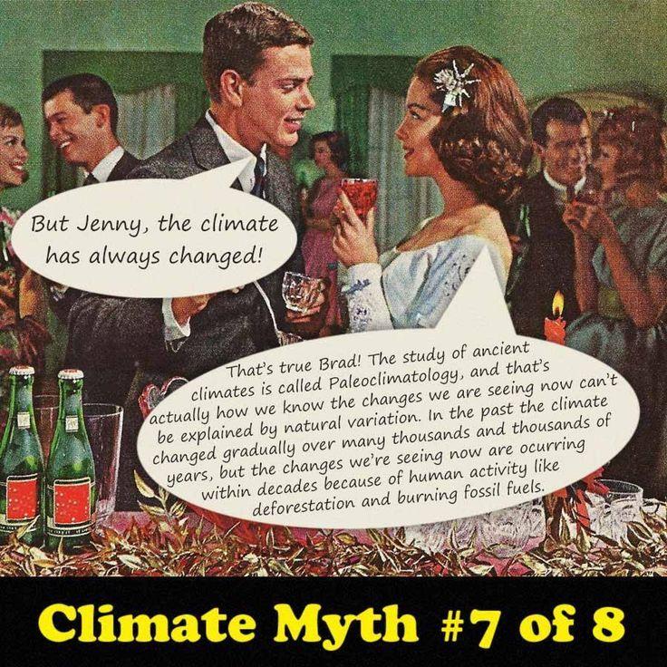 climate change myth #7