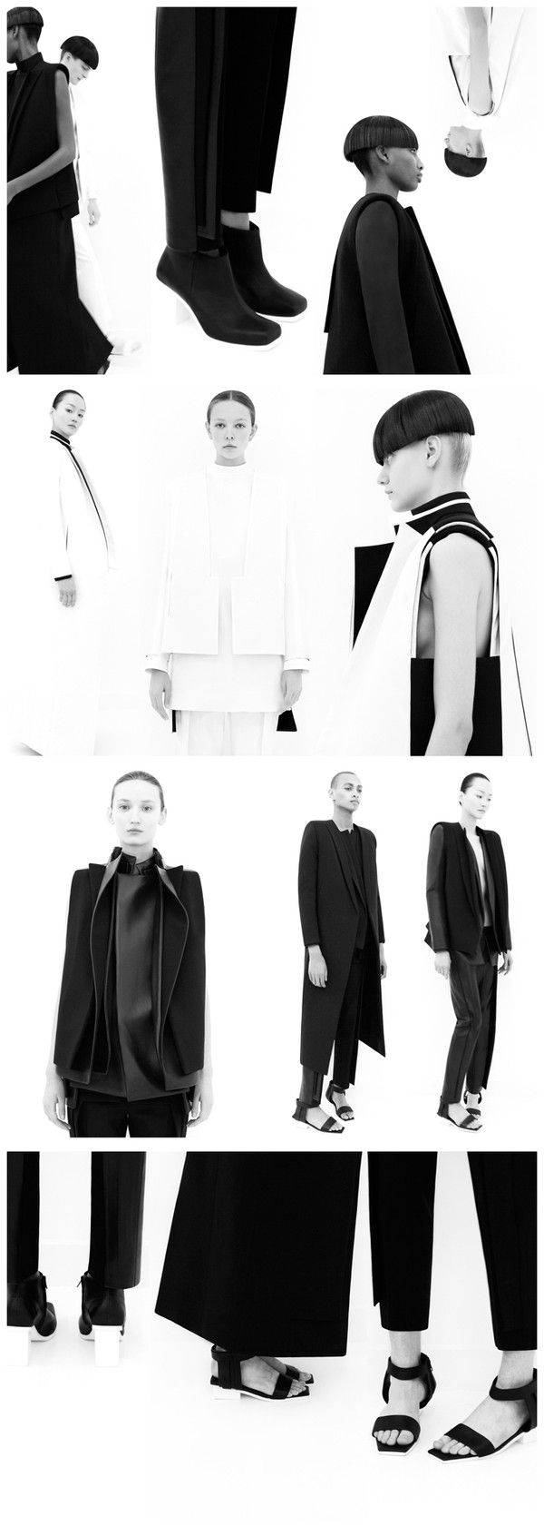 Rad Hourani/Shapes/Unisex