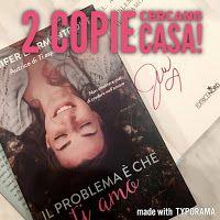 "Le Lettrici Impertinenti: [Giveaway] due copie AUTOGRAFATE di ""IL PROBLEMA È..."
