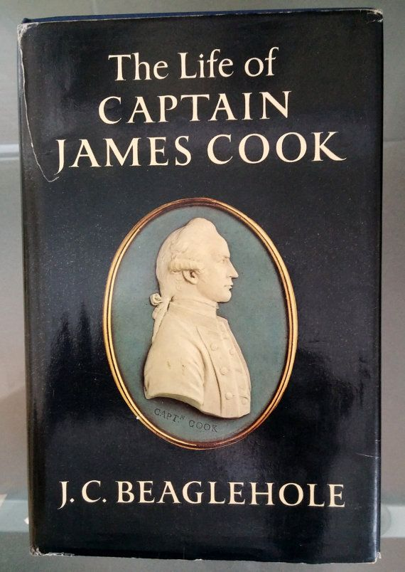 The life and explorations of james cook