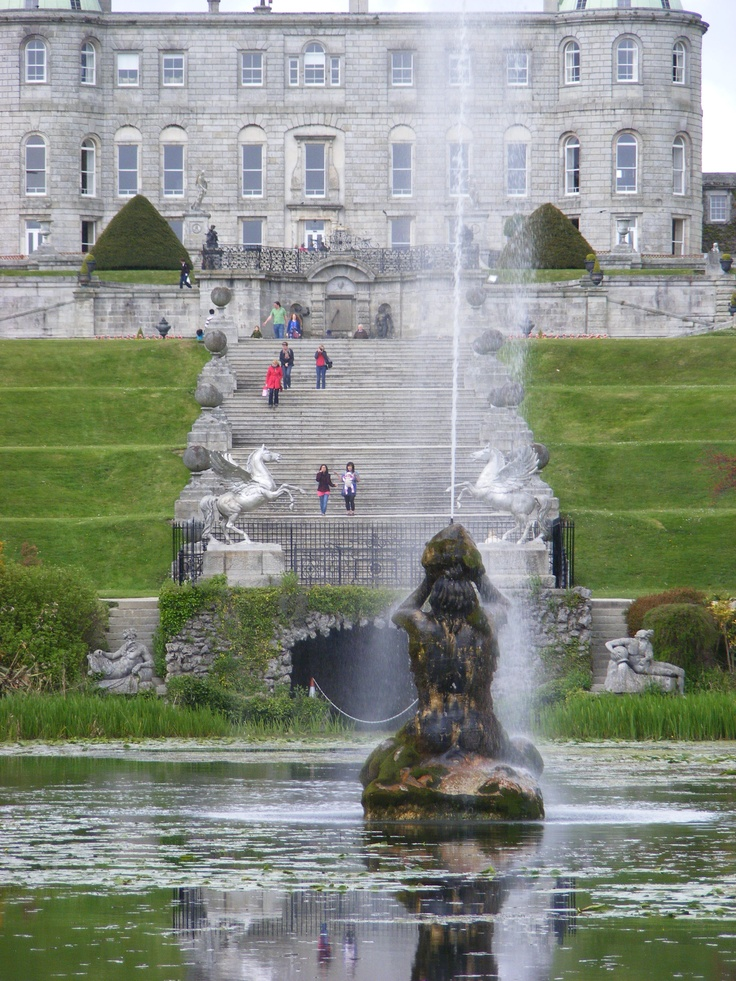 32 Best Images About Your Powerscourt On Pinterest Gardens Memorial Gardens And Republic Of