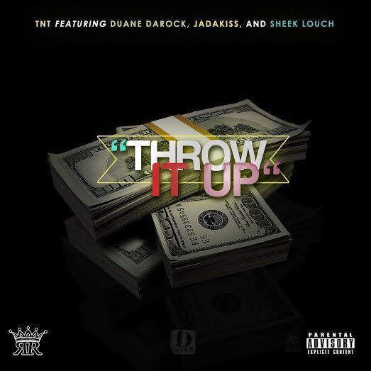 TnT ft. Duane Darock, Jadakiss & Sheek Louch - Throw It Up (Audio) - http://www.trillmatic.com/tnt-ft-duane-darock-jadakiss-sheek-louch-throw-it-up-audio/ - Providence, Rhode Island duo TnT drop their latest 'Throw It Up' featuring Duane Darock, Jadakiss and Sheek Louch.  #Providence #RI #RhodeIsland #ThrowItUp #DBlock #NewYork #EastCoast #Trillmatic #TrillTimes