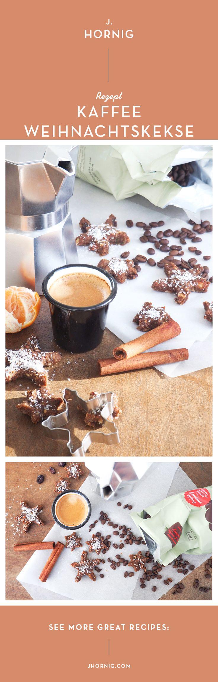 Hanna von Simple Storyteller hat für alle Weihnachtskeks-Enthusiasten wunderbare, leckere rohvegane Weihnachtskekse mit Kaffee kreiert. ☕️ Sie haben nicht nur Potenzial zum neuen Favorit am Kekseteller, sondern können auch nicht verbrennen!   Das Rezept findest du in diesem Beitrag.  #JHornig #kaffee #weihnachten #kekse #weihnachtskekse #vegan #rohvegan