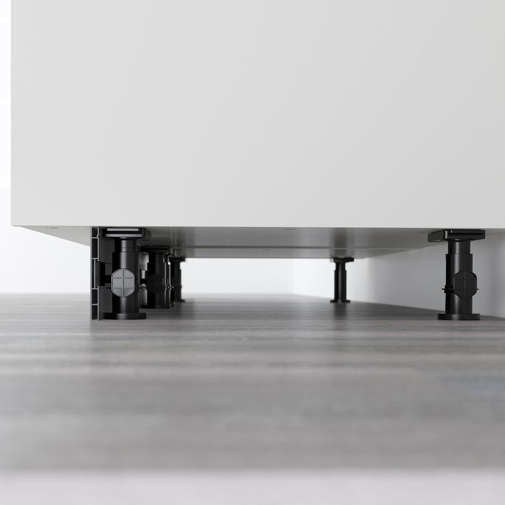 """SEKTION Leg, 41/2"""" (11 cm) - IKEA   Ikea, Base cabinets ..."""