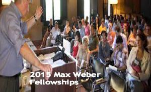 2015 Max Weber Fellowships for International Fellows in Italy, and applications are submitted till 25 October 2014. Each year, Max Weber Programme (MWP) offers 1 and 2 year international fellowships in the social sciences and humanities. - See more at: http://www.scholarshipsbar.com/2015-max-weber-fellowships.html#sthash.OemGlLND.dpuf