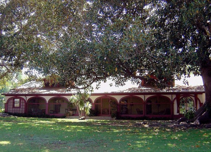 Rancho Los Alamitos in Los Angeles County, California
