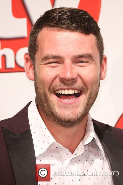 Danny Miller - The 2015 TV Choice Awards held at the Hilton Park Lane - Arrivals - London, United Kingdom - Monday 7th September 2015
