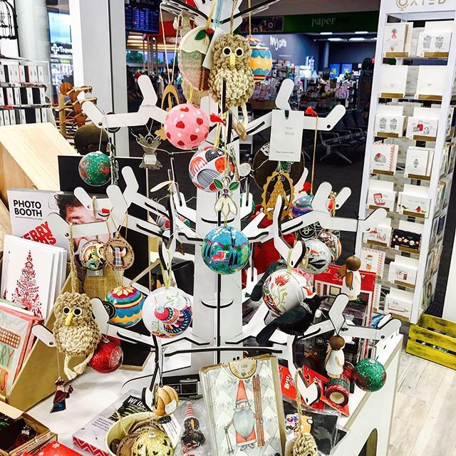 The countdown to Christmas 🎄 is on! Only 34 more sleeps to go ☺️ Come into Kapa at Queenstown airport for all your Christmas gift ideas 🎁