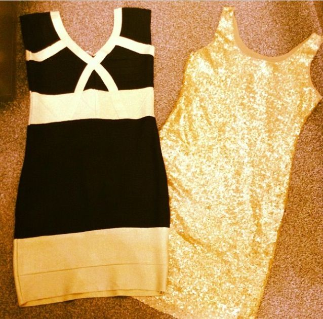 Chip&Chip Glitter Mini Dresses at our store McArthurGlen Outlet Athens!