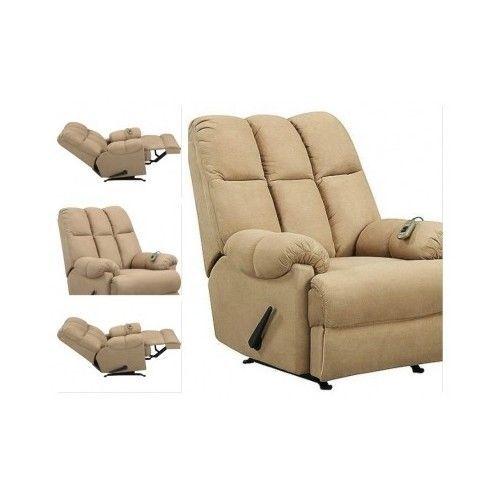Massage-Recliner-Chair-Rocking-Pad-Body-Back-Seat-Massaging-Cushion-Sofa-Relax