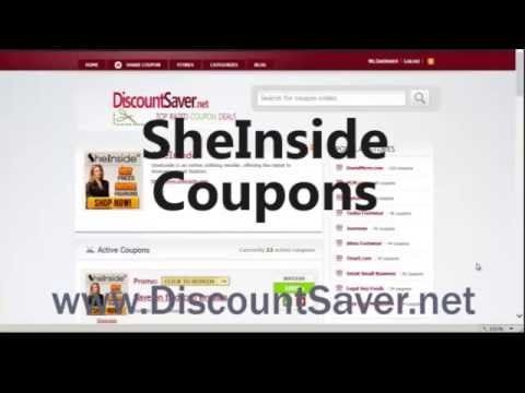 2015 SheInside Coupon, Shipping, Promo - SheInside Coupons