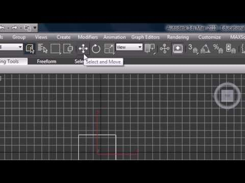 3Ds Max Tutorial - 1 - Introduction to the Interface - YouTube