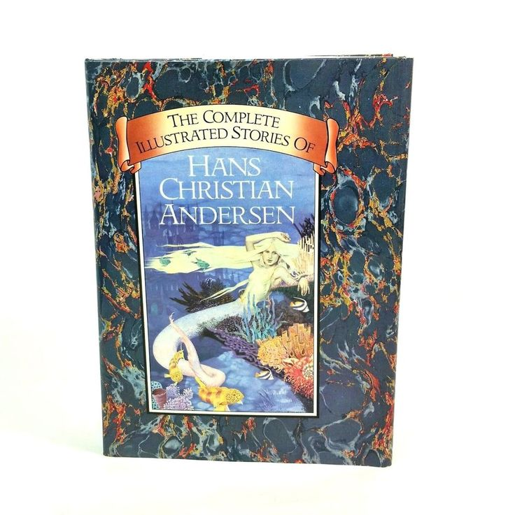 The Complete Illustrated Stories Of Hans Christian Anderson Hardcover Book | Books, Fiction & Literature | eBay!