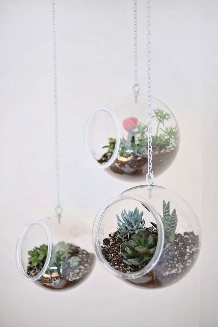DIY your Christmas gifts this year with GLAMULET. they are 100% compatible with Pandora bracelets. diy terrarium suspendu