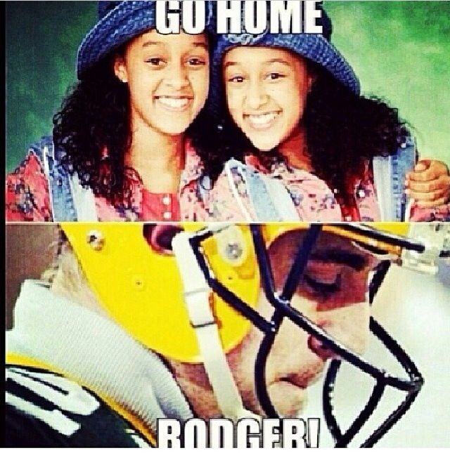 """Go Home Rodgers!"" GB Packers Suck! NFL Football Memes"
