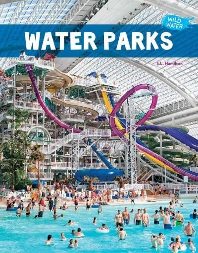 I'm absolutely going to enjoy going to a water park!
