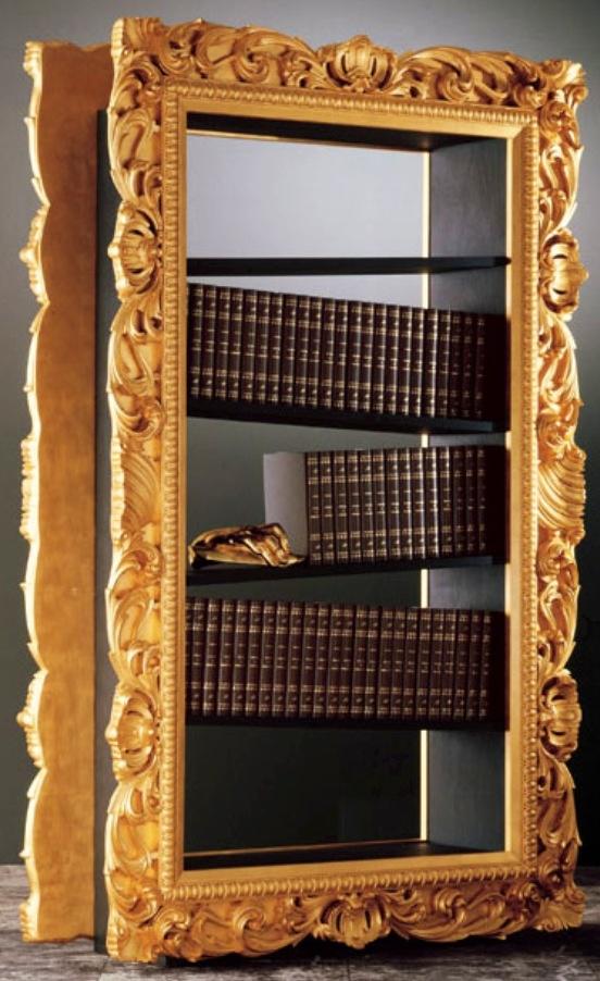 Framed Bookcase