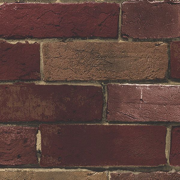 Wallpaper Inn Store - Brick Wallpaper Maroon, R699,95 (http://shop.wallpaperinn.co.za/brick-wallpaper-maroon/)