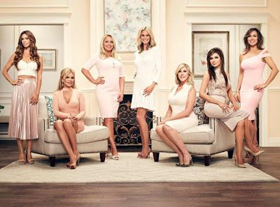 Details Inside The Real Housewives Of Orange County Season 12 Reunion Taping — See Pics Here!