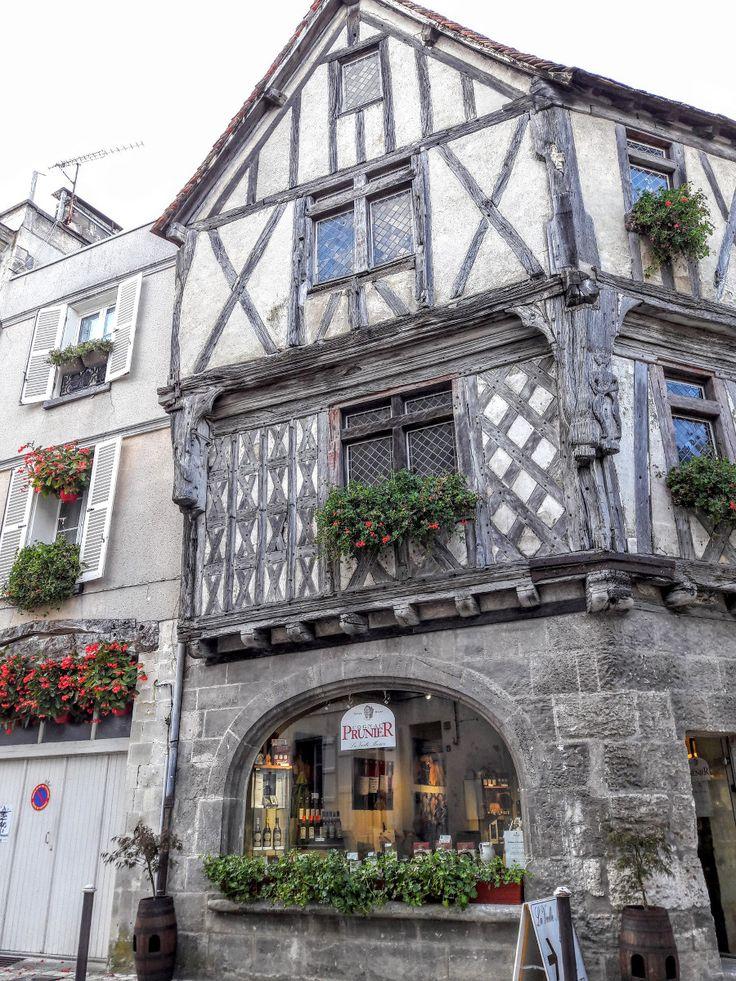 Cognac eine kleine Stadt in Frankreich - Eindruck und Städtetipps Frankreich