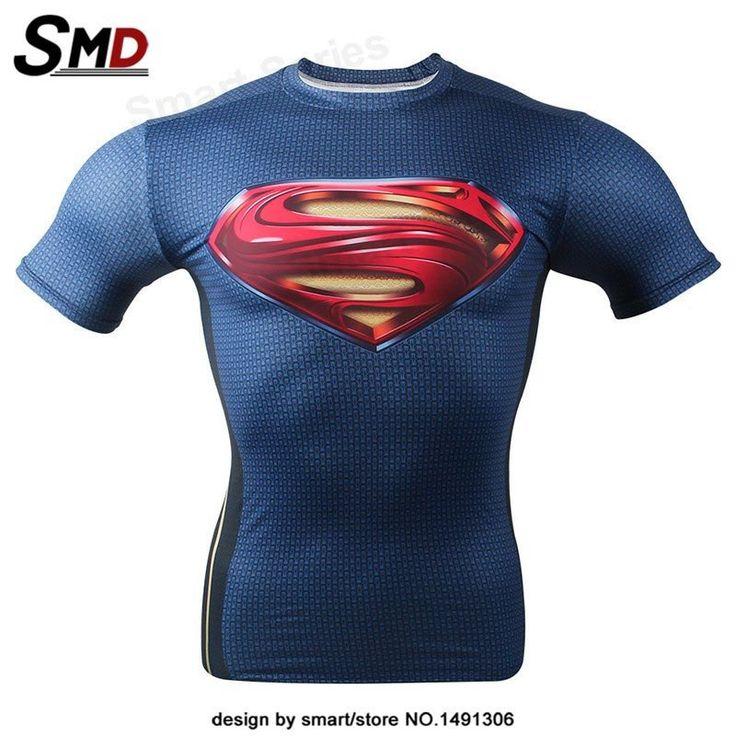 Marvel Civil War Spiderman Comic Compression T-Shirt -  - 3