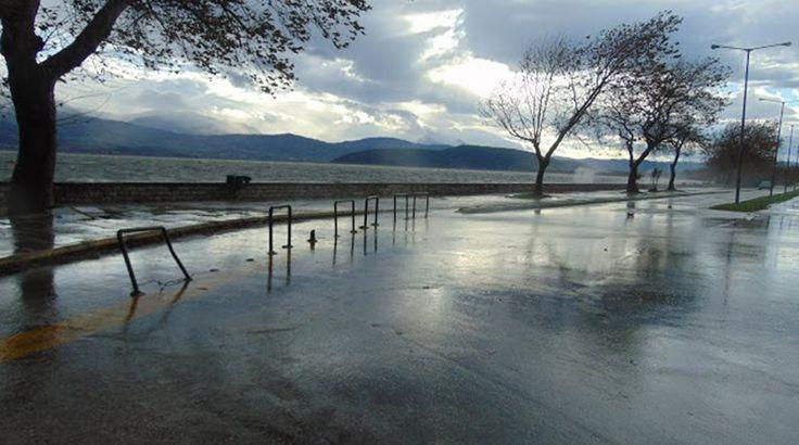 Η Πολιτική Προστασία της Ηπείρου για την αντιμετώπιση προβλημάτων παγετού έχει βγάλει από τα ξημερώματα μηχανήματα που ρίχνουν αλάτι, στις...