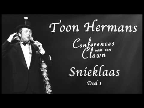 Toon Hermans over Snieklaas. Sinterklaas heeft hem nooit iets gegeven. Hij deed alsof Toon Hermans niet bestond.